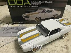 Gmp/dda 1/18 Échelle 1969 Chevy Camaro Très Rare & Limited Edition
