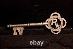 Gta IV Clé De Liberty City Très Rare / Limited Collector Condition Inutilisée