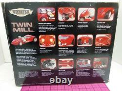 Hot Wheels Legends Twin Mills 1/24 Scale-red Motorisé-very Rare-limited Edit'n