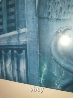 Hr Giger Alien Prometheus Baphomet Impression Limitée, Ap, 1975 Très Rare