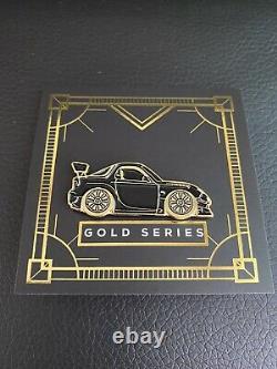 Leen Douanes Très Limitée Gold Series Pin 4/25 Navires Rare Asap
