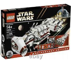 Lego Star Wars Edition Limited Tantive IV 10198 Nouveau Scellée Tres Rare
