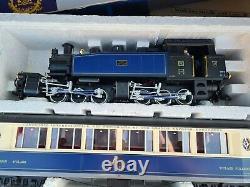 Lgb Orient Express Limited Edition Train Set Garden Railway Très Rare