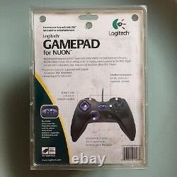 Logitech Nuon Gamepad Controller Nouvelle Offre De Temps Limité Scellée Very Rare