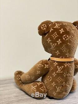 Louis Vuitton Ours Doudou Limited Edition Originale Très Rare