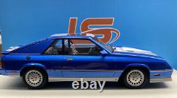 Ls Collectibles 1/18 Échelle 1985 Dodge Shelby Très Très Rare Limitée