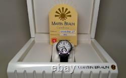 Martin Braun Grande Classique Bleu Très Rare Cp International Limited Livraison