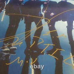 Monsta X I. M. Changkyun Affiche Signée Limitée Très Rare Du Japon F/s