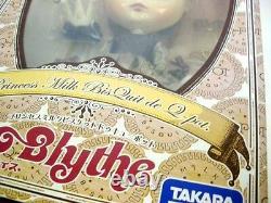 Neo Blythe Princess Milk Biscuit De Q-pot Cwc Shop Poupée Limitée Très Rare Ems