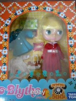 New Takara Tomy Neo Blythe Doll Mme Mama Retro Du Japon Très Rare Cwc Limitée