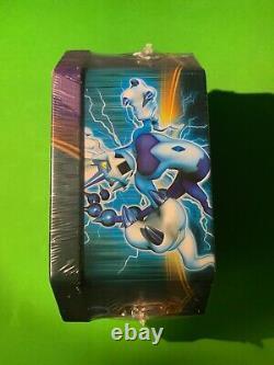 Pokemon Factory Scellé Lugia Ex Équipe Plasma Tin Avec 4 Booster Packs Très Rare