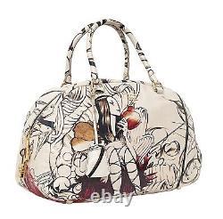 Prada Bauletto Luxe Limited Edition Fairy Bag James Jean Design Très Rare