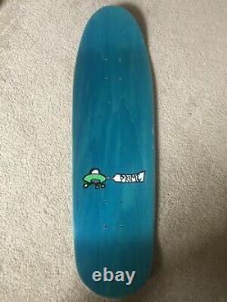 Rare Kris Markovich Skateboard Deck Primewood Réédition 101 Aveugle Très Limitée