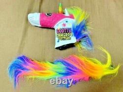 Scotty Cameron Rainbow Unicorn Limited Putter Head Cover Horse Golf Très Rare