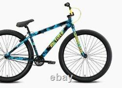 Se Bikes 2021 Big Flyer 29 Camo City Grounds Limited Edition Bmx Très Rare