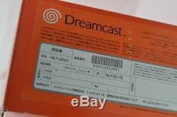 ++ Sega Dreamcast Maziora Limited Edition 500ex. Japon Très Rare Presque Neuf! ++