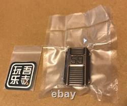 Shield Magnet Haptic Fidget Slider #59 Copper Very Rare Limited Edc