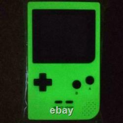 Shining Game Boy Pocket Emerald Green Imagineer Limited Du Japon Très Rare