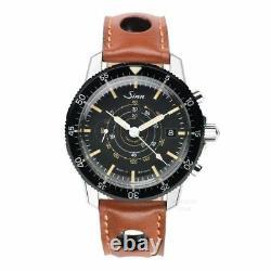 Sinn Tachymeter 103 St Ou Limited Edition Eta 7750 Montre Chronographe Très Rare