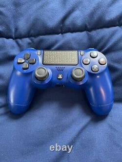 Sony Playstation 4 Ps4 1 To Limited Edition Days Of Play Console Used Very Rare Sony Playstation 4 Ps4 1 To Limited Edition Days Of Play Console Used Very Rare Sony Playstation 4 Ps4 1 To Limited Edition Days Of Play Console Used Very Rare Sony Play