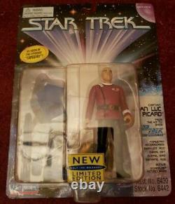 Star Trek Picard De Tapestry Action Figure. Édition Limitée De 1701. Très Rare