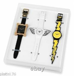 Swatch Set Limited Suozs02 2011 Jeremy Scott Nouveau Dans Unique Tres Rare