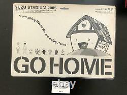 Takashi Murakami Yuzu Mascotte En Peluche Par Kaikai Kiki Japon Très Rare 2005 Limitée