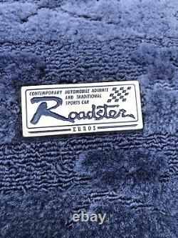Tapis De Sol Mazda Mx5 G Limited. Très Rare