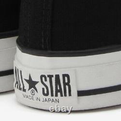 Toile Converse Tout Star J Hi Noir Made In Japan Limited Taylor Chuck Très Rare