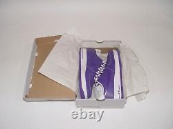 Très Rare 2012 Limited Release New Deadstock Nike Air Force Low Purple Taille 11