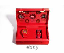 Très Rare Casio G-shock / Dw-5600cx-4prp / Edition Limitée 188 Unités! Collecteurs