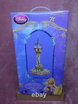 Très Rare Disney Tangled Limited Edition Tower 1 De 1200 Worldwide. 2 Disponible