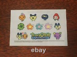 Très Rare! Edition Limitée Bandai Golden Tamagotchi Nouvelle Marque #1020 Sur 2500
