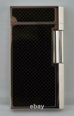 Très Rare Édition Limitée Caran D Ache Carbon Fiber Limited Edition 999 Briquet
