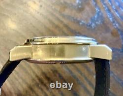 Très Rare Gevril R012 - Or Massif 18 Carats 1 De 100 Limited 40mm