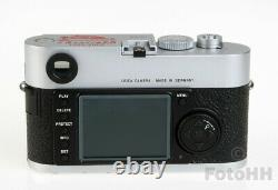 Très Rare Leica M8.2 Silver Limited Edition 60th Ann. Of The People Of China