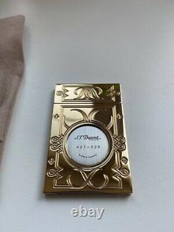 Très Rare S. T. Dupont 421/529 Tailleur En Édition Limitée Ny 5th Avenue 2007