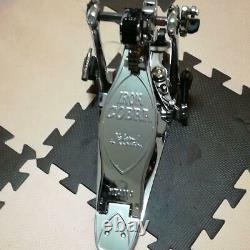Très Rare! Tama Iron Cobra Single Drum Pedal Limited Chrome Color Model