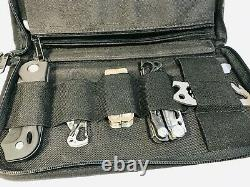Unique De Vente Man Leatherman Couteau Collection Poche Limitée Très Rare