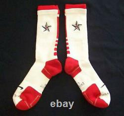 Very Rare Limited Edition Nike Elite Olympic 2-layer Chaussette De Basket-ball Cushioned