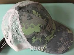 Yeti Coolers Simms Saltwater Camo Hat, Très Rare, Édition Limitée