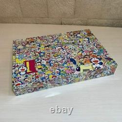(très Rare!) Murakami Takashi Doraemon Jigsaw Puzzle 1000pcs Exposition Limitée